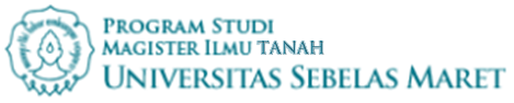 Website Resmi Program Studi Magister Ilmu Tanah UNS