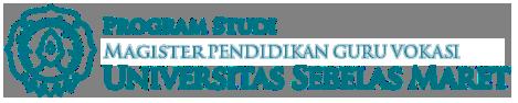 Website Resmi Program Studi Magister Pendidikan Guru Vokasi
