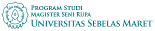 Website Resmi Program Studi Magister Seni Rupa UNS