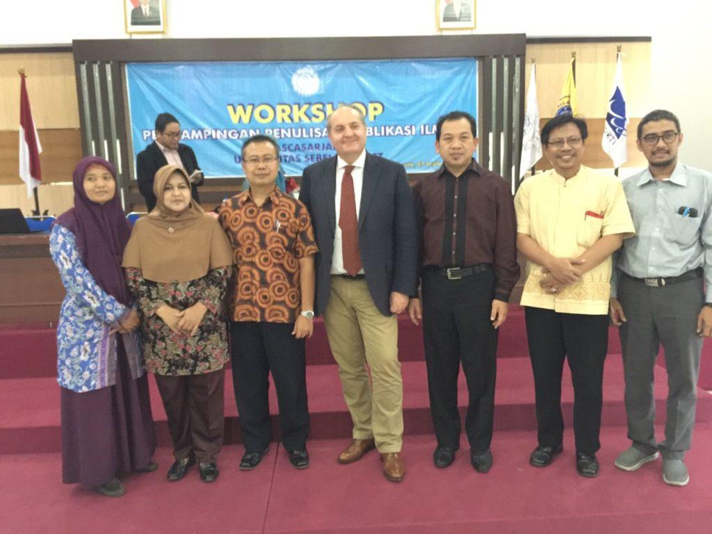 Workshop Pendampingan Penulisan Publikasi Ilmiah