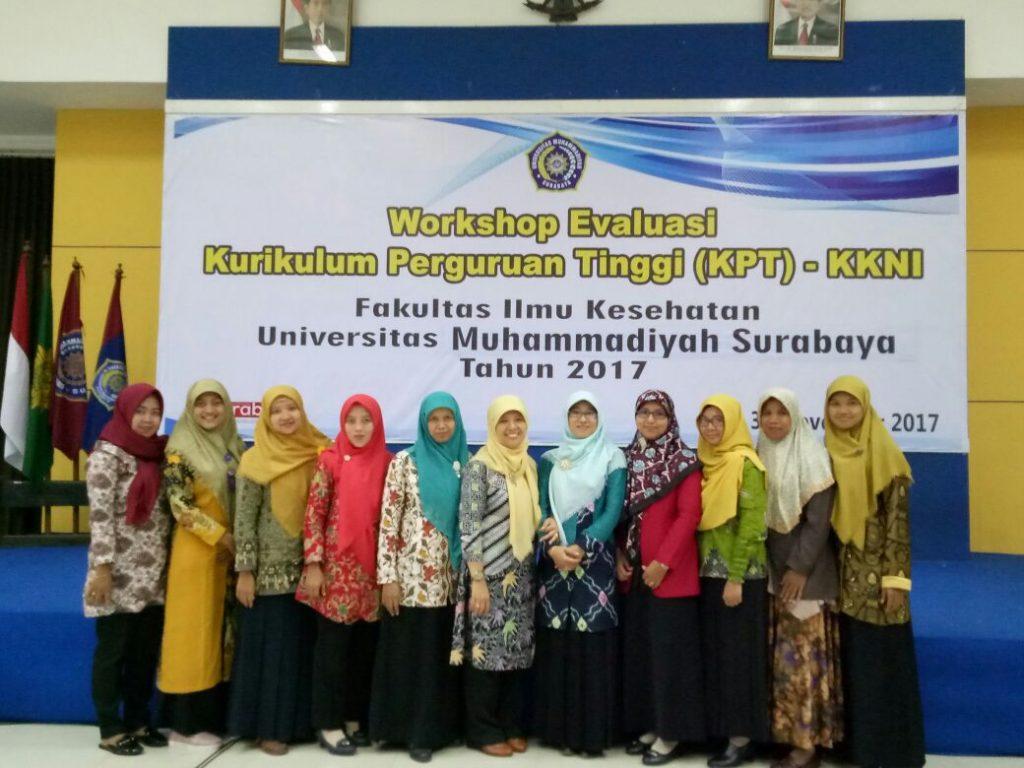Mahasiswa S3 IKM UNS menjadi narasumber evaluasi KPT-KKNI