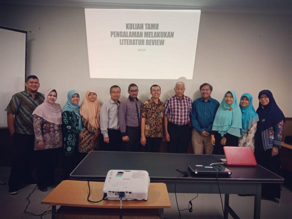 Kuliah tamu systematic review