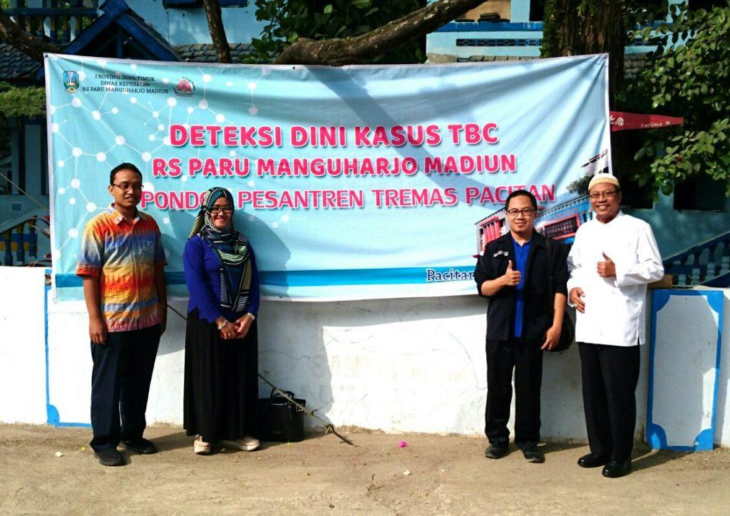 Pengabdian masyarakat deteksi dini kasus TBC
