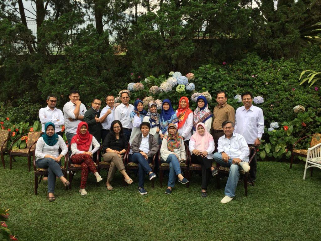 Rapat kerja dan Evaluasi Prodi S3 IKM UNS