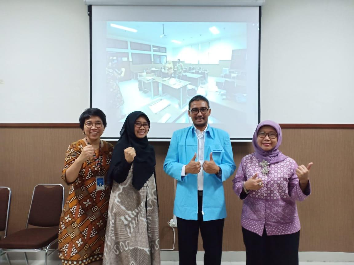 Ujian Proposal Disertasi a.n. M. Husen Prabowo