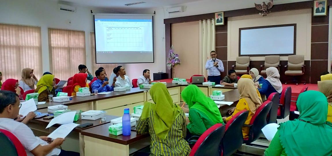 Sosialisasi Pemantauan Mandiri Diabetes Mellitus di Fasilitas Kesehatan Tingkat Pertama se Wilayah Jawa Tengah