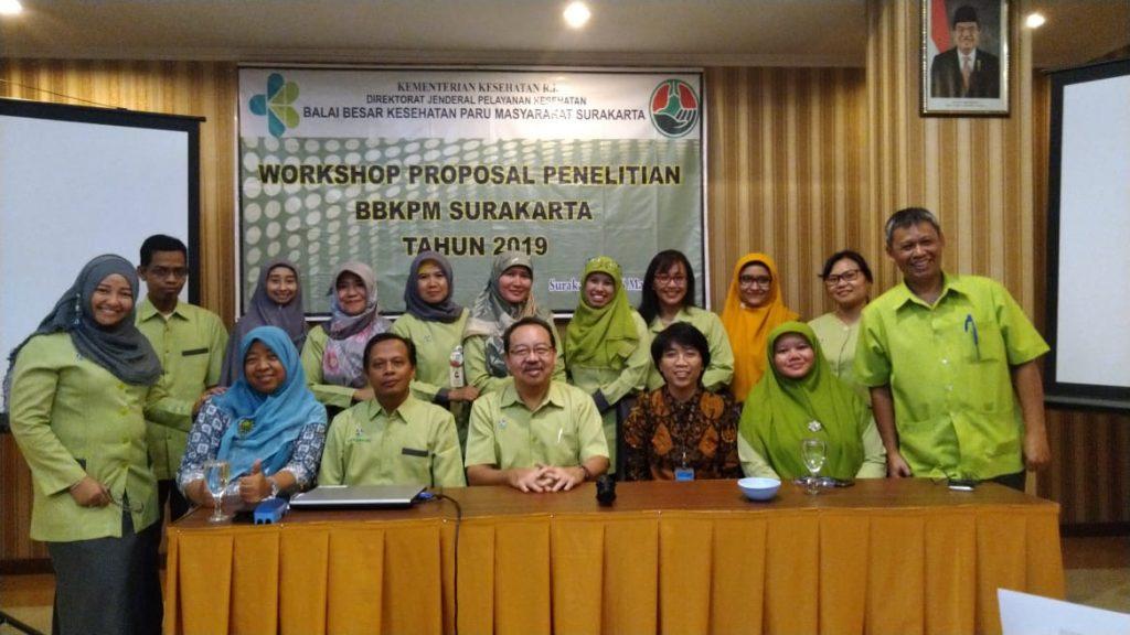 Dosen S3 Kesehatan Masyarakat UNS menjadi narasumber workshop