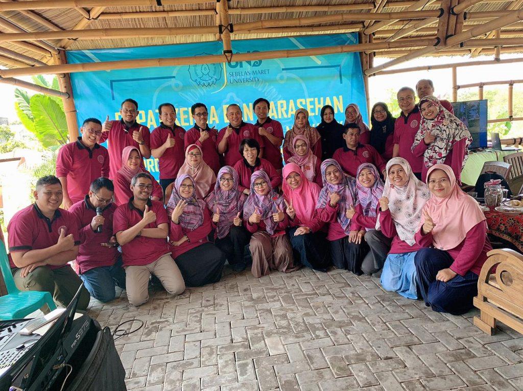 Rapat Kerja dan Sarasehan Program Studi S3 Kesehatan Masyarakat UNS