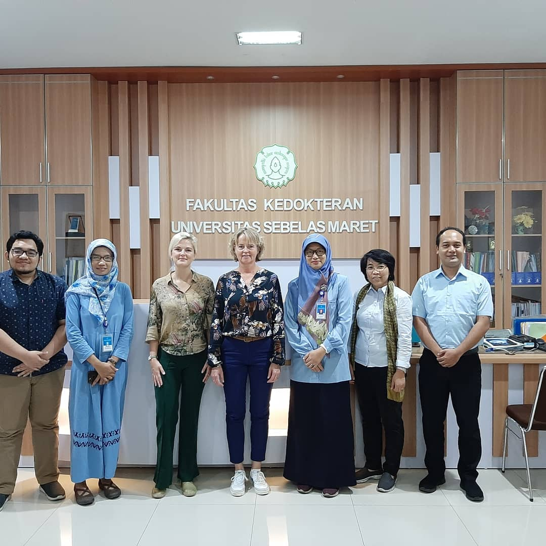 """Kunjungan Lapangan""""Scalling-up NCD Interventions In South-East Asia (SUNI SEA) Project"""""""