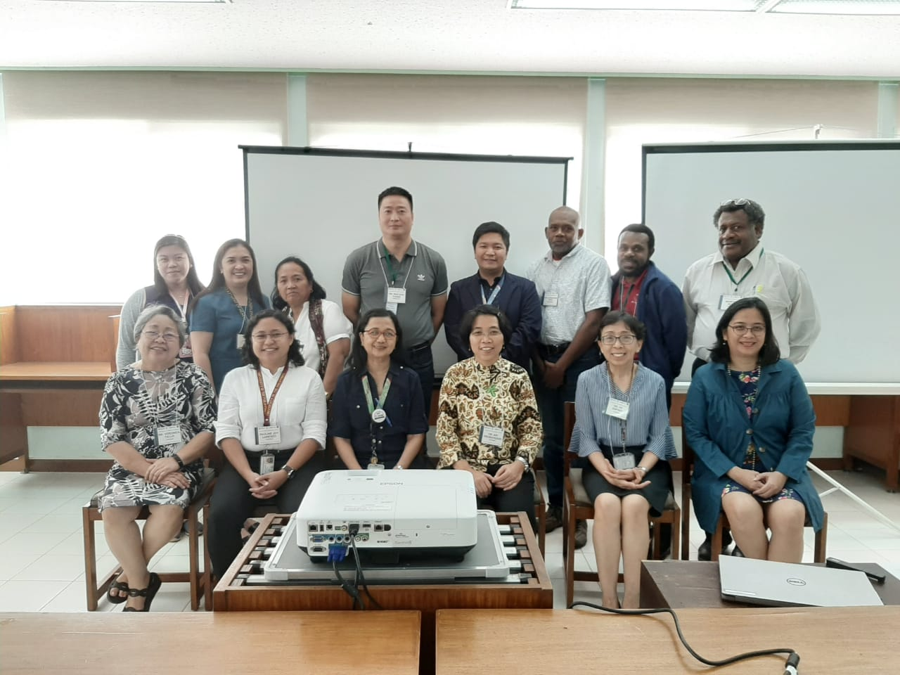 Dr Ari Natalia Probandari, MPH, PhD menjadi Fasilitator Implementation Research Workshop di Research Institute for Tropical Medicine, Filipina