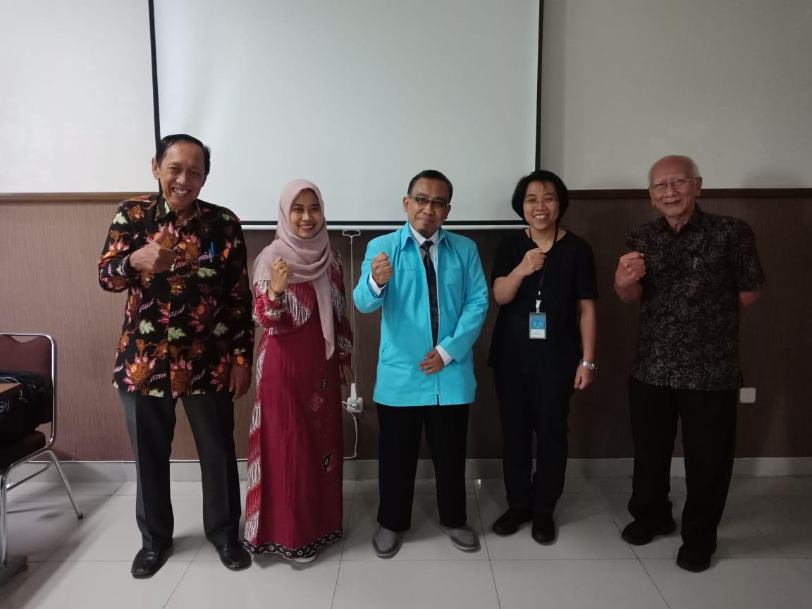 UjianSeminar Hasil Riset dan Naskah Publikasi Mahasiswa S3 IKM UNS atas nama Burhannudin Ichsan