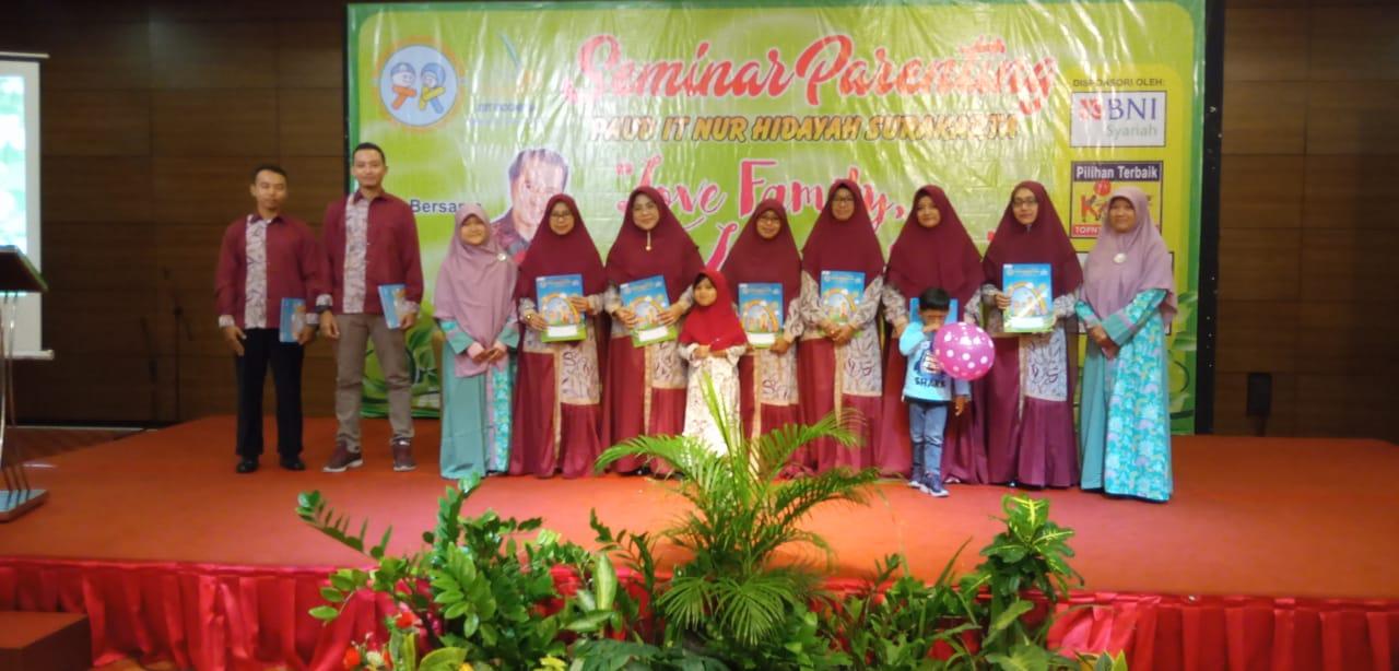 Dr Eti Poncorini Pamungkasari, dr, MPd dosen S3 Kesehatan Masyarakat UNS dilantik sebagai wakil ketua Komite PAUDIT Nurhidayah Surakarta