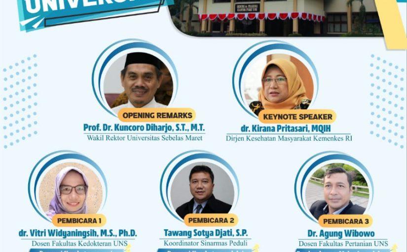 [NATIONAL WEBINAR] Go Green to Health Promoting University National Webinar