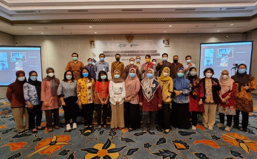 Sosialisasi dan Koordinasi Pelaksanaan Penelitian Uji Klinik Jamu Ekstrak Sambiloto