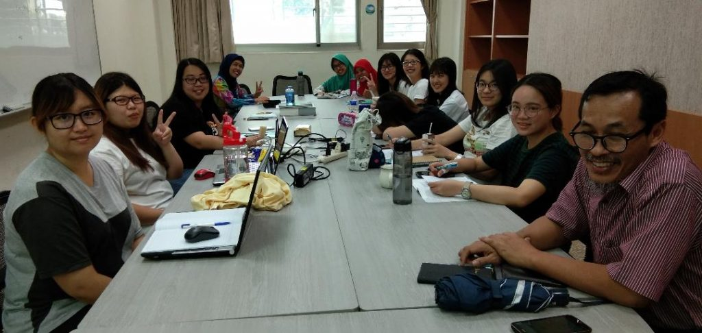 Laboratory Skills Coursework In Departement Of Life Science National Central University, Taiwan