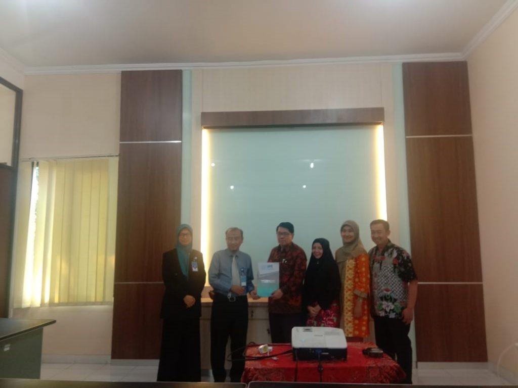 Bantuan Alumni untuk PSIK